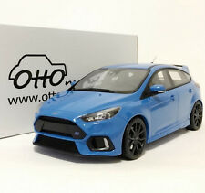 1:18 OTTO FORD FOCUS RS DIE CAST MODEL