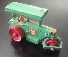 Matchbox Regular Wheel 1A Diesel Road Roller Lt Green 1953