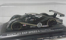 BENTLEY EXP SPEED 8 24 HORAS LE MANS 2001 ALTAYA IXO 1/43