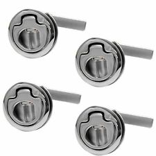 GEM PRODUCTS 3152 SS NON LOCKING COMPRESSION LIFT BOAT HATCH LATCH (SET OF 4)