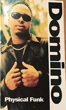 Domino - Physical Funk 1995 Battlecat Rap Cassingle Tape