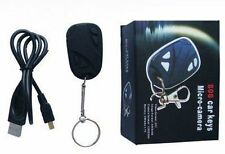 Car Key Chain 808 Spy Camera HD Video Audio Record With 8 GB memory Card Free
