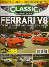 CLASSIC & SPORTS CAR 33 S2 FERRARI 308 328 248 F355 JAGUAR TYPE E LIGHWEIGHT