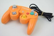 GAME CUBE Controller Pad ORANGE Nintendo Official Tested JAPAN Video Game 1810