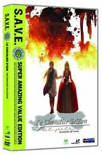 Chevalier d'Eon: The Complete Series [S.A.V.E.] [4 Di (2010, DVD NEUF)4 DISC SET