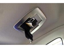 Stainless rear seat belt frame cover trim 1pcs For TOYOTA RAV4 2013 2014 2015