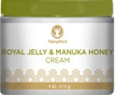 ROYAL JELLY & MANUKA HONEY WILD YAM & VITAMIN K FACIAL ANTI WRINKLE CREAM 4 OZ