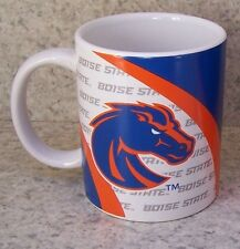 Coffee Mug Sports NCAA Boise State Broncos NEW 11 ounce cup with gift box