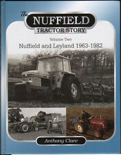 Tractor Farming Book: THE NUFFIELD TRACTOR STORY Volume Two - Anthony Clare