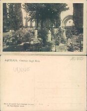 AQUILEIA -  CIMITERO DEGLI EROI       (rif.fg.10105)