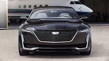 2016 Cadillac Escala Concept 2 front  - 24X36 inch poster, sports car