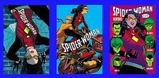 SPIDER WOMAN #5 6 7 SET NEW COSTUME MARVEL NOW VERSE 2014 MAN LOT PRESALE