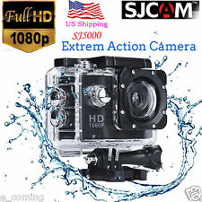 Extrem 1080P 32GB Car Cam Waterproof DV Action Camera Sport Camcorder Kamera USA