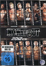 WWE Elimination Chamber No Way Out 2012 DVD DEUTSCHE VERKAUFSVERSION NEU
