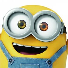 Minion Goggles Adult & Kids Despicable Me Costume Glasses Halloween Fancy Dress