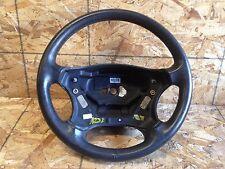 MERCEDES BENZ C240 W203 OEM FRONT DRIVER LEFT L SIDE HAND STEERING WHEEL BLACK