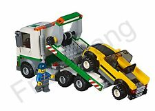 LEGO 60097 City Square Flatbed Truck With Car & Driver Only (Split From 60097)