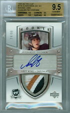 2005-06 THE CUP #179 ALEX OVECHKIN ROOKIE /99 BGS 9.5 HIGHEST GRADED 3 COLOUR