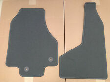 Ford Econoline factory OEM grey carpet floor mats E150 E250E350 medium flint