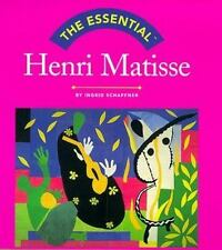 The Essential: Henri Matisse (Essential (Harry N. Abrams))-ExLibrary