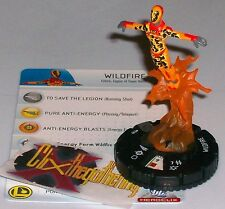 WILDFIRE #039 #39 Superman DC HeroClix Rare