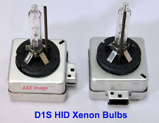 D1S 5000K 35W Factory Fitted Xenon HID OEM Replacement Bulbs Bulb white Light