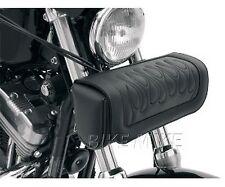 Werkzeugtasche Werkzeugrolle FLAME black schwarz Tool bag 30,5x10x14