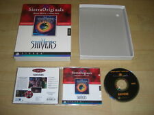 Shivers 1 PC CD ROM Originals BIG BOX FAST, Secure POST