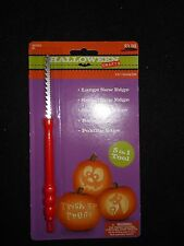 NEW ~ 5 in 1 Pumpkin Carving Tool ~ MSRP $3.99