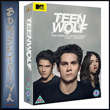 TEEN WOLF - COMPLETE SEASON 3  *BRAND NEW DVD **