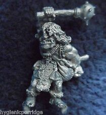 1985 Giant Ogre Mercenary C23 Warhammer Army Kingdoms Ogryn Games Workshop Ogor