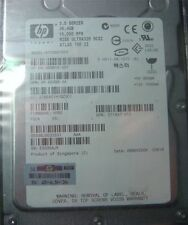 HP 36gb Vold SCSI Disco Rigido, 15000rpm, per ProLiant Server, 404714-001 Merce Nuova