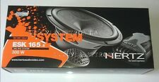 HERTZ® ESK 165.5 Energy 6.5 Component Speakers Brand New ORIGINAL EMS Shipping!