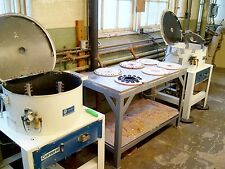 Plastic Casting System -automatic polish - molded parts-installed Watch Video!!