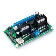 L298N 4 Channels DC Motor Step motor Driver Module Robot 4WD Car for Arduino HM