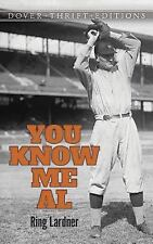 You Know Me Al (Dover Thrift Editions), Lardner, Ring, Good Book