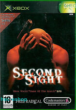 Second Sight Microsoft Xbox 16+ Action FPS Shooter Game