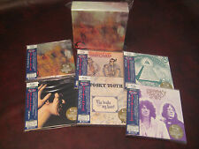 SPOOKY TOOTH 6 REPLICA JAPAN OBI AUDIOPHILE SHMCD BOXSET ONE TIME 2016 OFFER