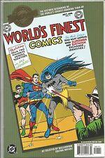 DC Comics Millennium Editions World's Finest Comics #71 Superman Batman Team-Up