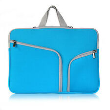 "For Macbook 13"" inch Notebook Laptop Sleeve Carry Bag Protective Case Anti-Shock"