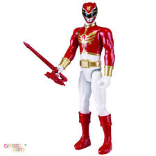 Power Rangers Super Mega Force 30cm Ranger Rojo Figura