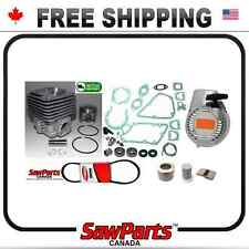 Fits STIHL TS350/360 08 CYLINDER/PISTON BEARINGS/GASKETS/STARTER NIKASIL O-H KIT