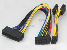 ATX 24Pin Female to 18Pin Male + Dual Molex to 6Pin Adapter Power Cable HP Z600