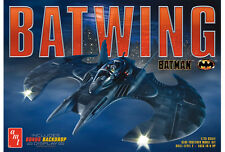 Batwing Modellbausatz 1/25 AMT, Batman (1989), Tim Burton, Keaton, Model Kit