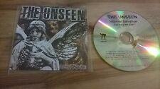 CD Punk Unseen - Internal Salvation (14 Song) Promo HELLCAT REC