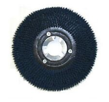 "Floor Machine Strata Grit Brush 18""  concrete surfaces & stripping of resilient"