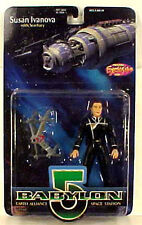 "Babylon 5  Ivanova  5.5""  Action Figure-MOC"