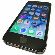 Unlocked GSM Apple iPhone 5s 16GB Black / Space Gray iOS 10.2 A1533 Small Dent