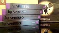 Nespresso 4 Sleeves 40 Capsules Arpeggio Kosher New Best Original Coffe Brand