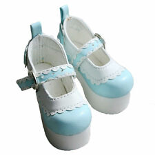[wamami] 1/3 Light Blue High Heels Leather Shoes-7.2cm For SD AOD BJD Dollfie
